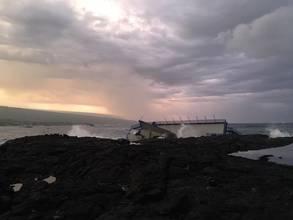 Passenger Vessel Runs Aground off Hawaii