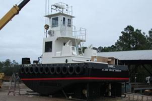 File Photo courtesy Marine Inland Fabricators