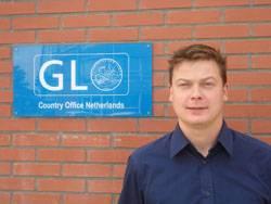 File GL Coordinator Ruben Roeleveld.