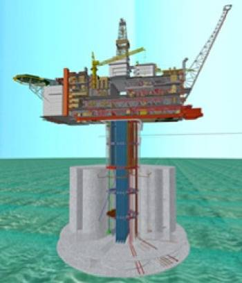 File Planned Hebron GBS Platform: Image credit Statoil