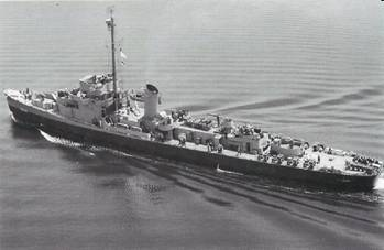 File USS Levy (U.S. National Archives Photo)