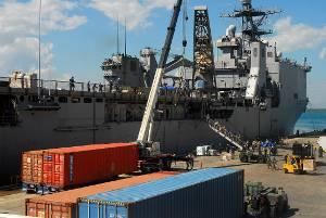 File Photo courtesy U.S. Navy