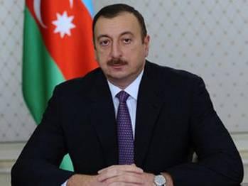 File President Ilham Aliyev. Photo: News.Az