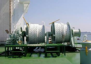 File MHI deck machinery (Photo: MHI).