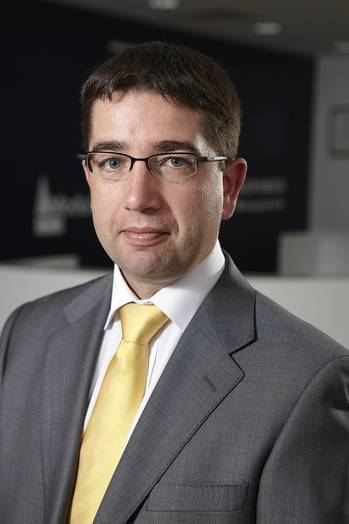 File A 19-year veteran at Lloyd's Register, Nick Brown will take over as the group's new Marine Chief Operating Officer. (Photo courtesy of Lloyd's Register)