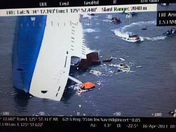 File Photo courtesy South Korea Coast Guard