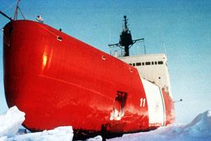 File USCGC Polar Sea (WAGB 11) Polar Icebreaker. U.S. Coast Guard Photo