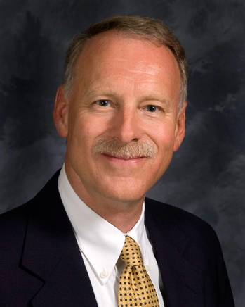 File Rick Spaulding, vice president of planning for Northrop Grumman Shipbuilding, Gulf Coast