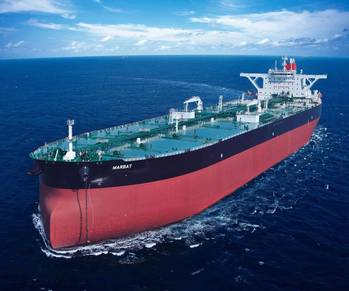 File VLCC: Photo courtesy of SCF Group