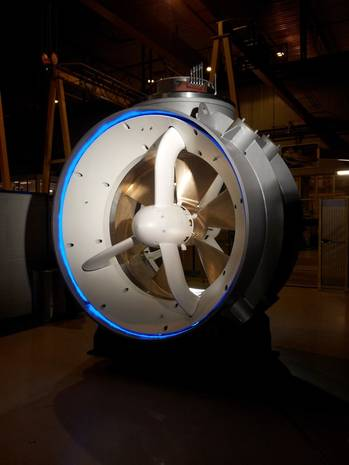 File  TT-PM Tunnel Thruster: Image credit Rolls Royce