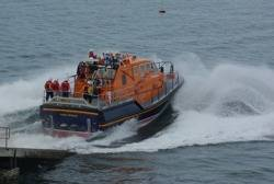 File Tamar-class Lifeboat: Photo credit Geograph CCL Stephen McKay