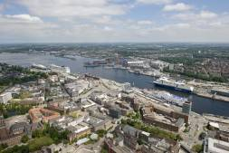 File Port of Kiel maintains handling performance