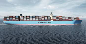 File Containership image credit Maersk Line
