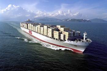 File OOCL Shenzhen: Photo courtesy of OOCL
