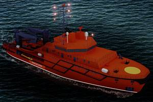 File The Multipurpose Salvage Vessel (MPSV) being built by Russia
