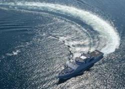 File Patrol Vessel – Holland Class: Photo courtesy of Damen
