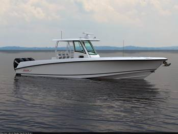 File Motor Yacht 350 Outage: Photo credit Boston Whaler