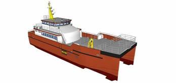 File Photo: Trawlercat Marine Designs