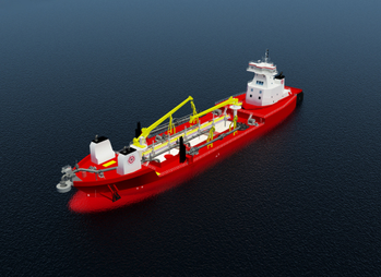 File 3-D Rendering of ATB Hopper (Photo: Business Wire)