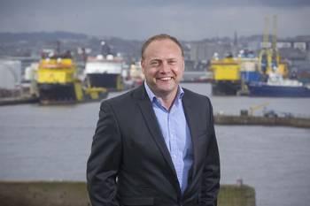 File Graham Hacon, managing director at 3sun Group