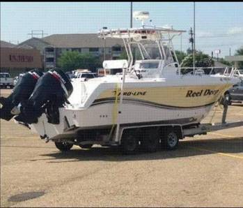 File The 29-foot fishing charter boat Reel Deep went missing Monday, July 28, 2014. (USCG photo)