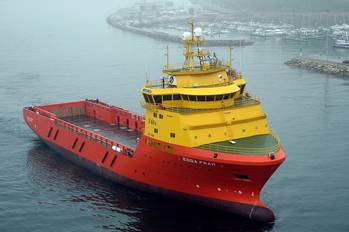 File OSV ST-216 Vessel: Photo credit: Skipsteknisk AS