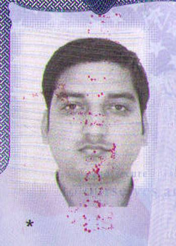 File Pictured is a passport photo of tanker crewman Ram Mohan Singh, who was reported missing after a crew muster aboard the Rainbow Quest at 8 a.m. at the Southwest Pass Anchorage, Jan. 7, 2014. Singh is a native of Mumbai, India. (Photo issued by Mumbai passport office)
