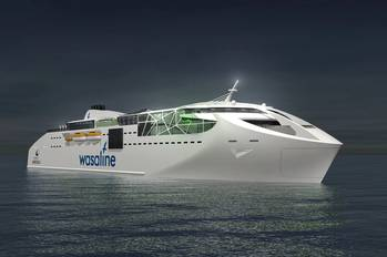 File Wärtsilä wins ship design contract for environmentally sound Gulf of Bothnia ferry