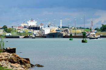 File Photo courtesy of the Panama Canal Authority