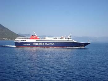 File A HSW Ferry: Photo credit CCL 2 Georgios Pazios