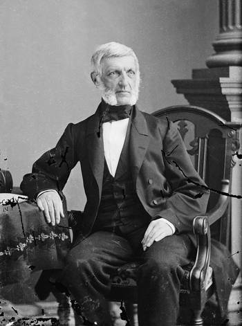 File George Bancroft (Photo: United States Library of Congress)