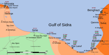 File Gulf of Sidra, Libya: Map Wiki CCL£