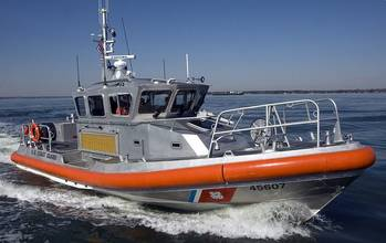 File Response Boat Medium: Photo credit USCG