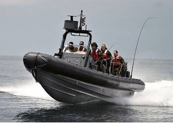 File Example of RHIB: Photo credit Wiki CCL