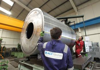 File Ace Winches, based near Turriff, Aberdeenshire, continues its solid, organic growth. The company is reinvesting £6.3 million this year in expanding its hire fleet.