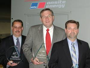 File Pictured from Atlantic DDA are left to right: Peter Cataford, Vice President, Branch Operations; John Farmer, President; and Charlie Attisani, Vice President, Engineering. (Photo courtesy Atlantic Detroit Diesel-Allison)
