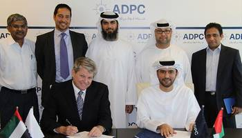 File Delma Port signing ceremony: Photo credit ADPC