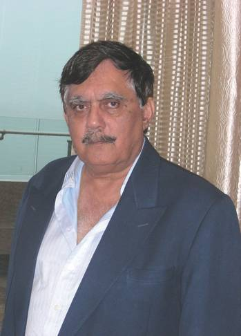 File Arun Sharma, Chairman and Managing Director, Indian Register of Shipping (IRS)