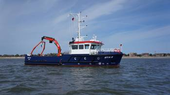 File The new RV Mya II equipped with Werum