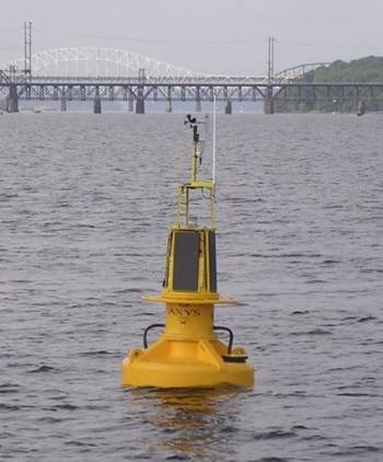 File AXYS Watchkeeper Buoy: Photo courtesy of AXYS