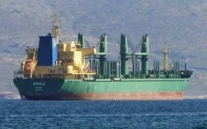 File Bulker Abdala: Photo credit Acemex Cuba