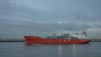 File LNG Carrier Coral Energy: Photo credit Meyer Werft