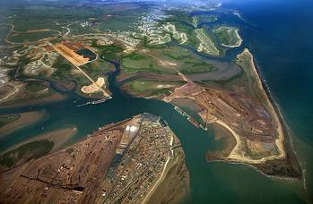 File Photo courtesy of the Port Hedland Port Authority