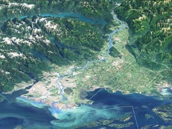 File PortMetro aerial view: Photo courtesy of the Port