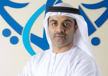 File Amer Ali, Executive Director, Dubai Maritime City Authority.