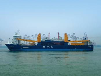 File Amoenitas loading tugs in China (photo courtesy of SAL Heavy Lift)