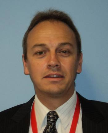 File Angus Scott, Veripos Regional Manager of Europe, Africa and Middle East (EAME) division.