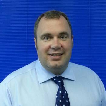 File Anthony Gleeson, Sonardyne Asia's newly appointed Vice President