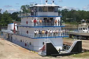 File Photo courtesy Steiner Shipyard