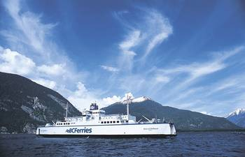 File Ferry: Image courtesy of BC Ferries
